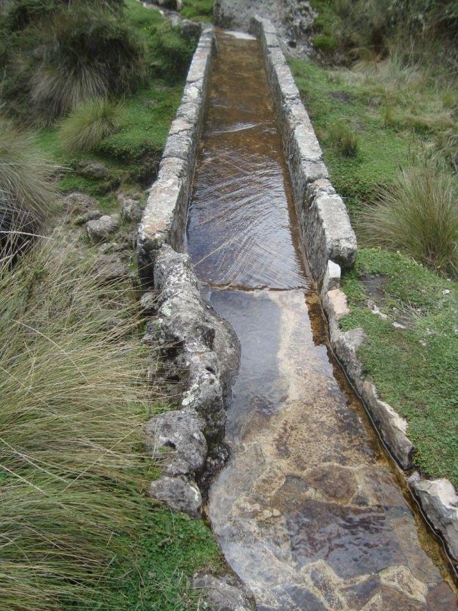 Acueducto Cumbemayo