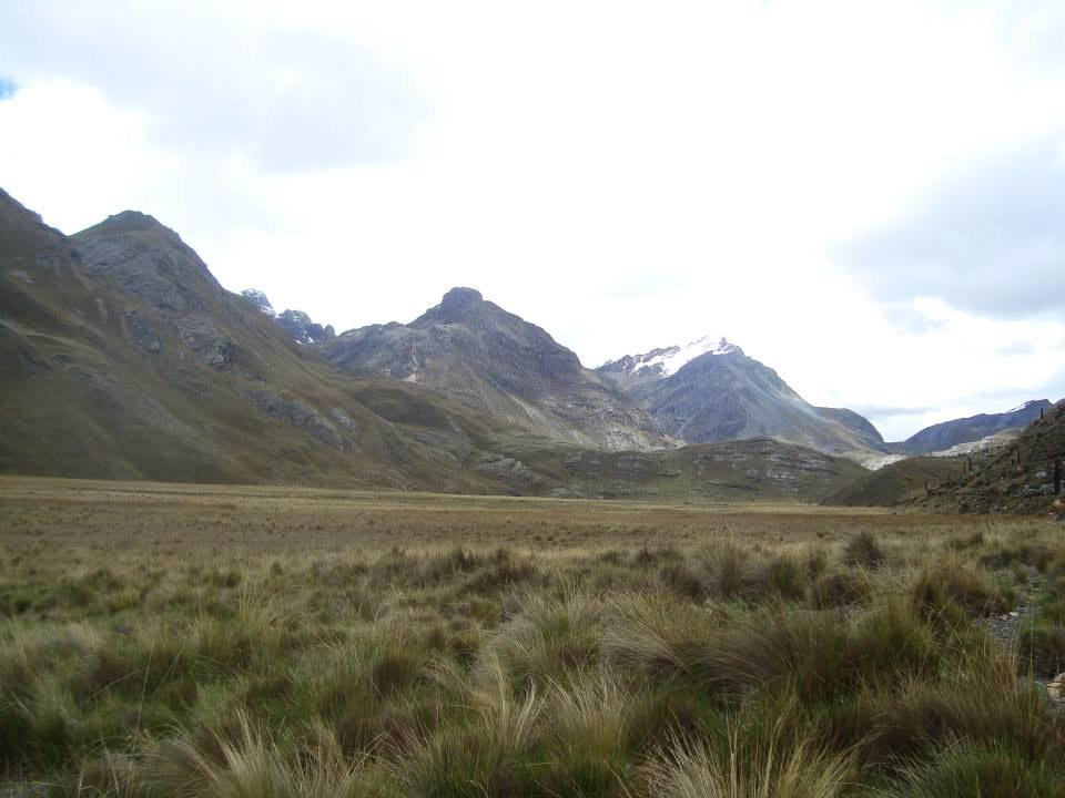 Altiplano Áncash Cordillera Blanca (Perú)
