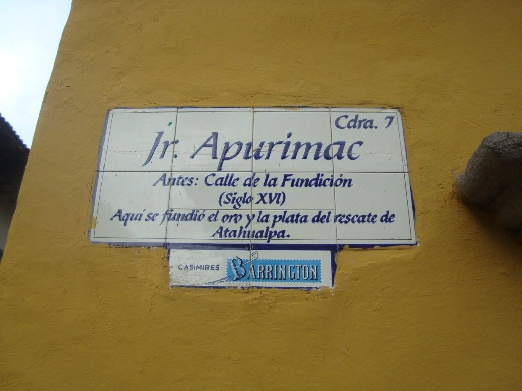 Calle Cajamarca
