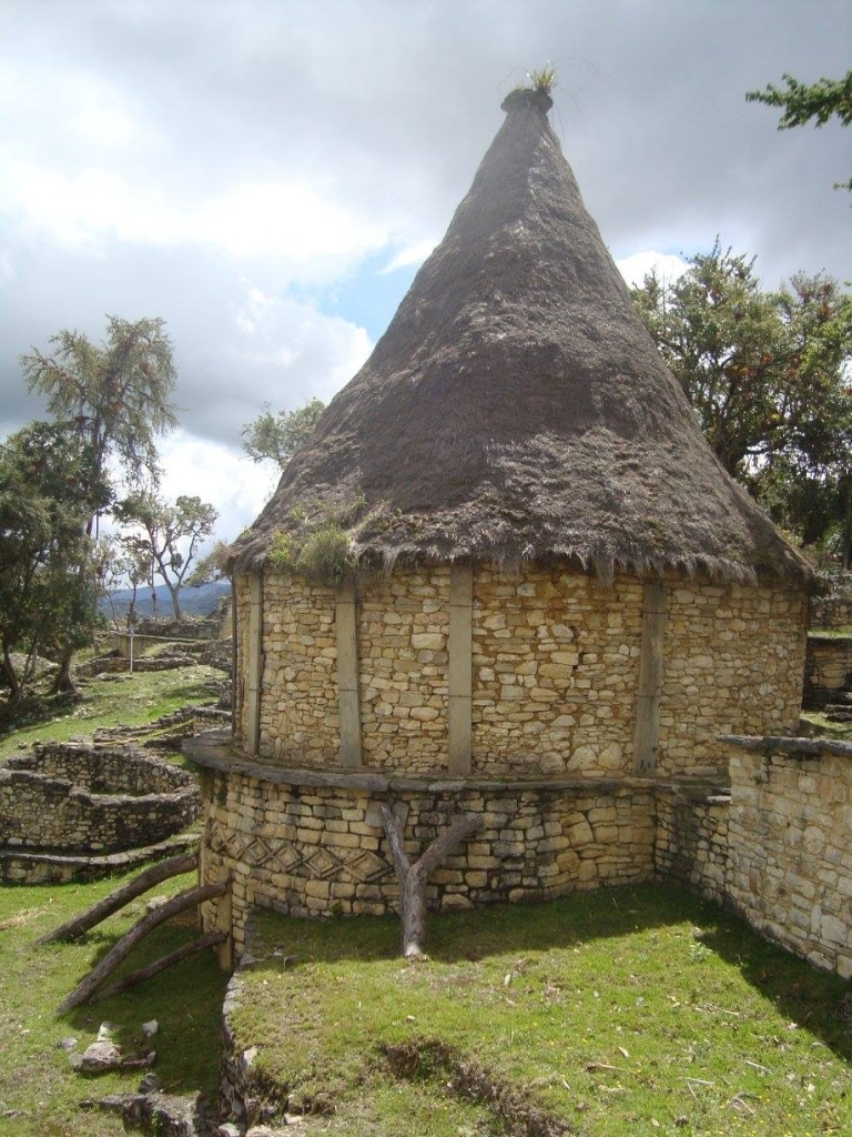 Casa Kuélap (Perú)