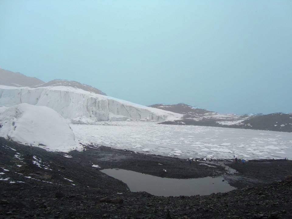 Glaciar Pastoruri (Perú)