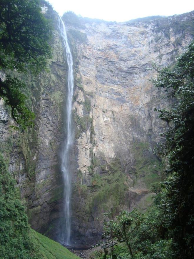 Catarata Gocta (Perú)