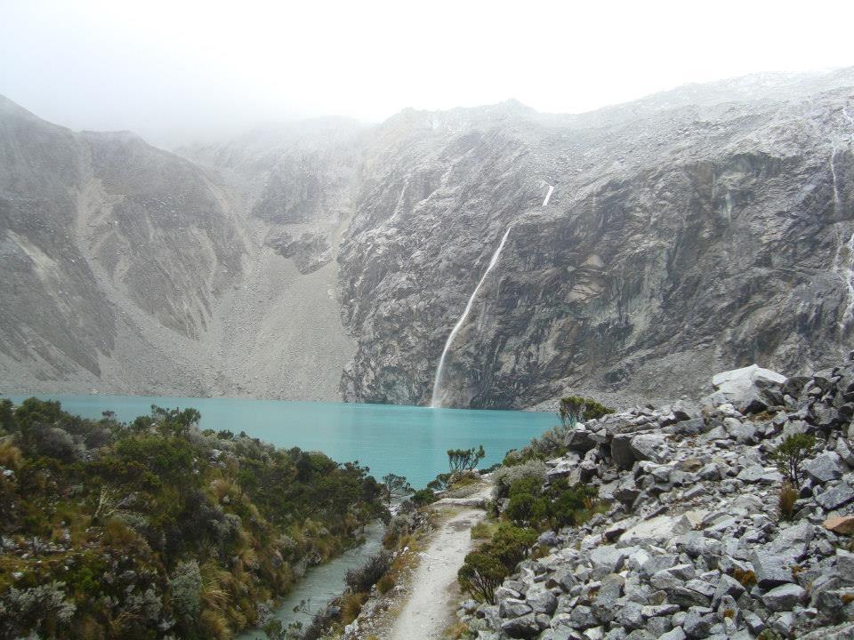 Laguna 69 perú
