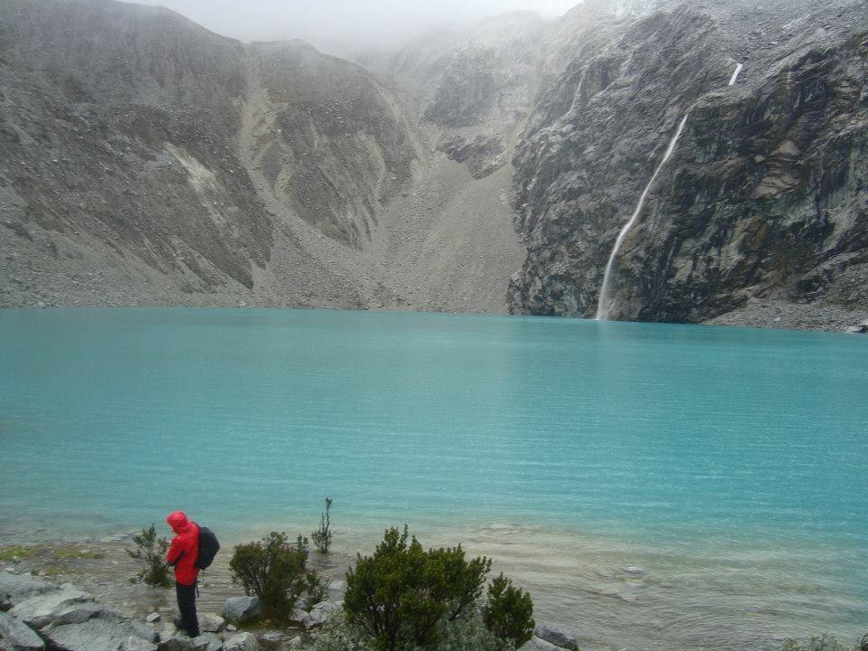 Laguna 69 Áncash (Perú)