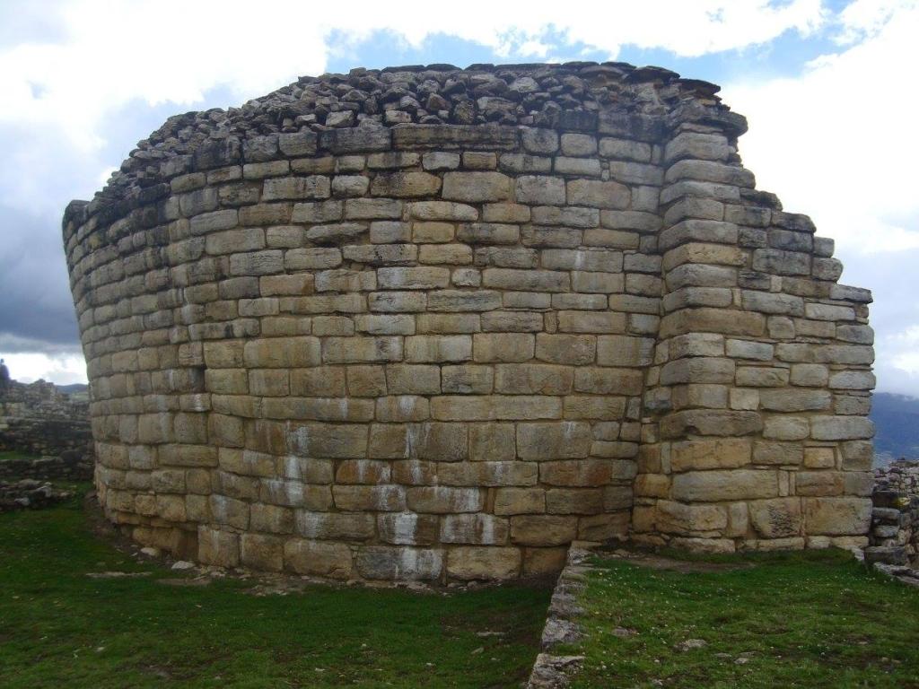 Templo  Kuélap (Perú)