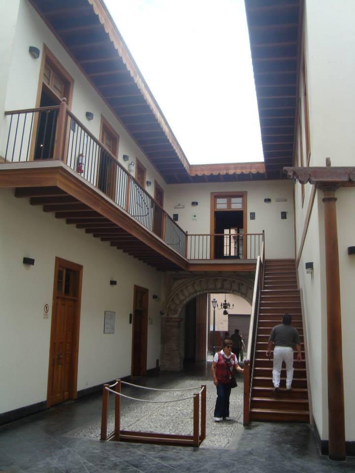 Palacio colonial Lima