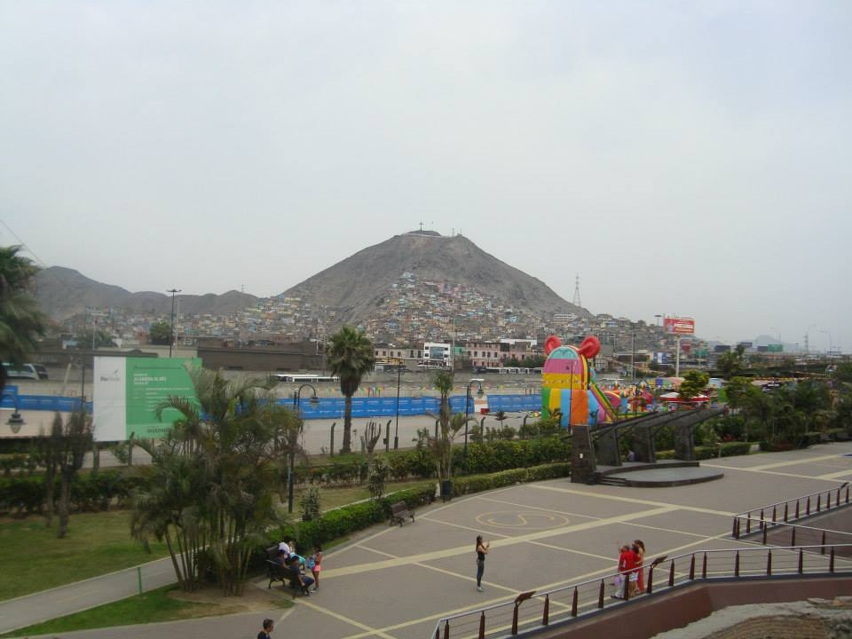 Parque de la Muralla (Lima)