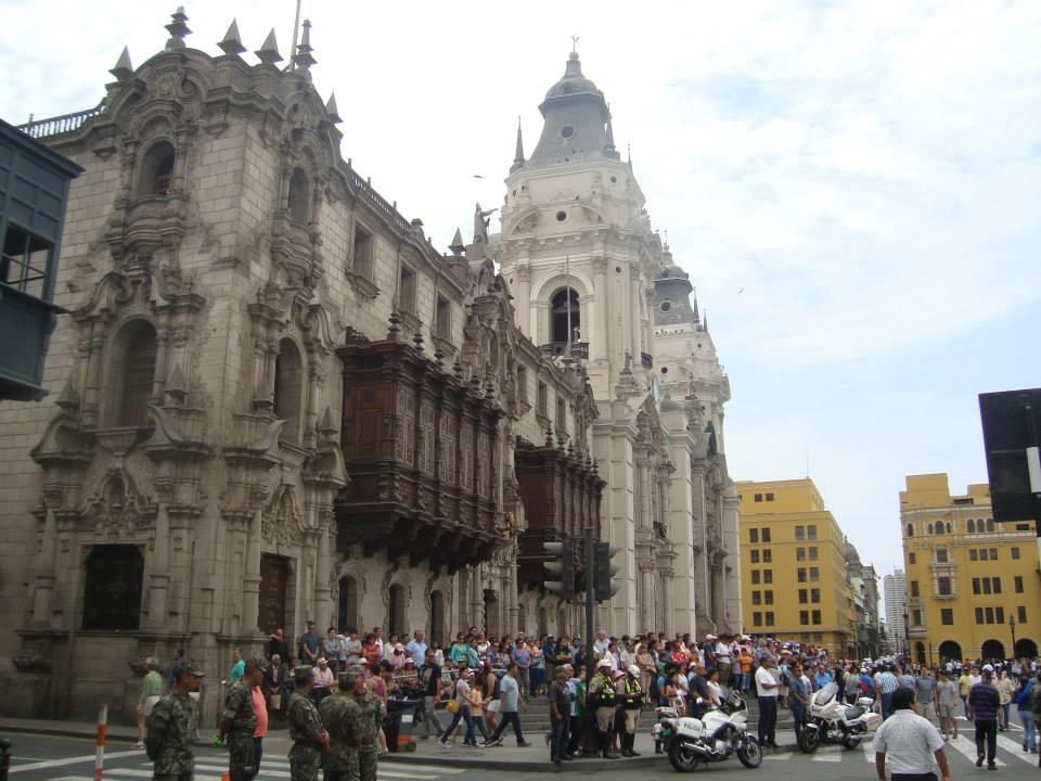 Plaza de Armas-Lima