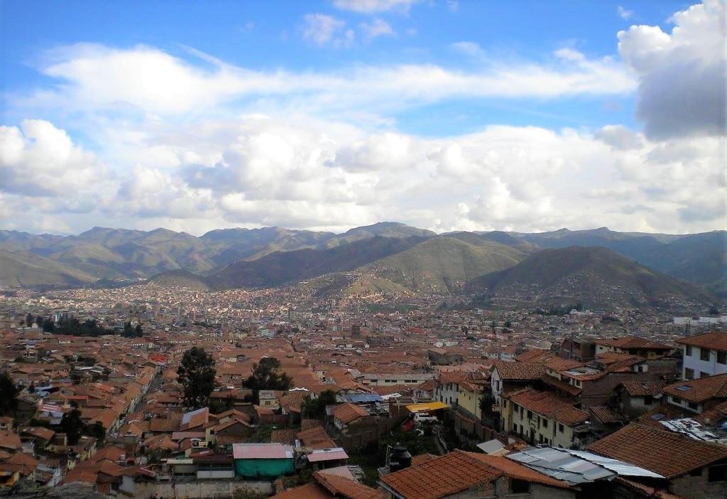 Vista Cusco