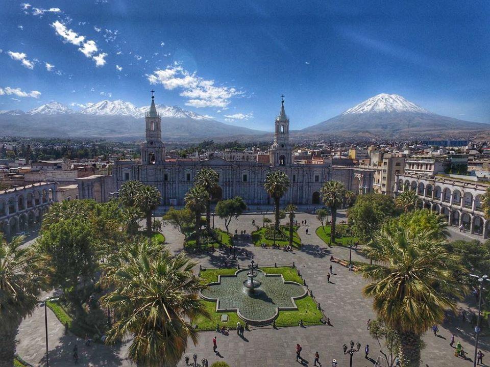 Vista Arequipa