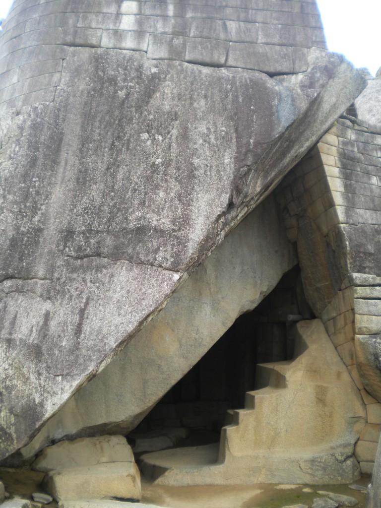 cueva mausoleo Machu Picchu