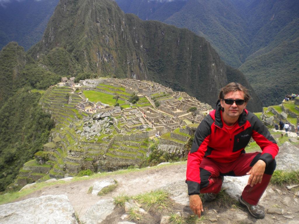 Manu Machu Picchu