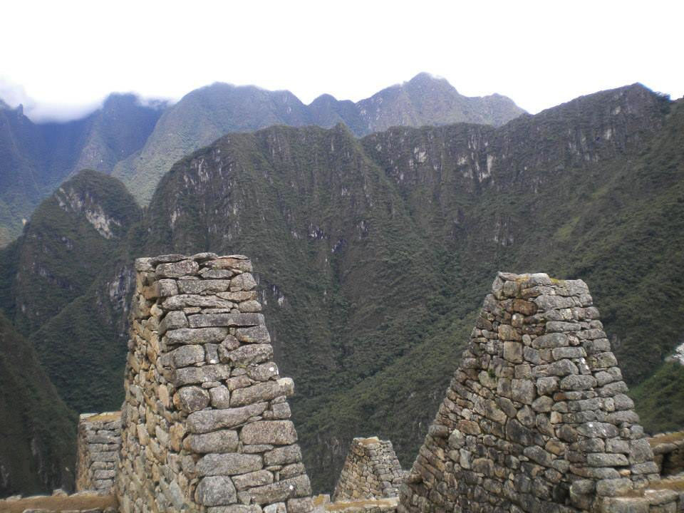 casas Machu Picchu