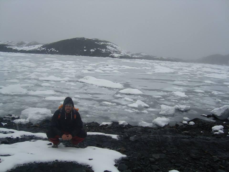 Manu Glaciar Pastoruri