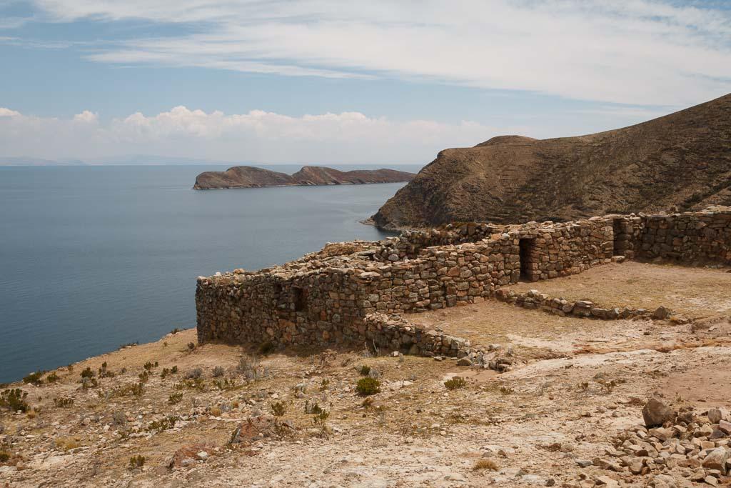 Ruinas incas Isla del Sol