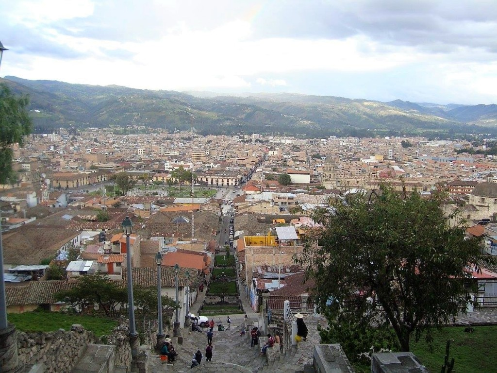 vista Cajamarca