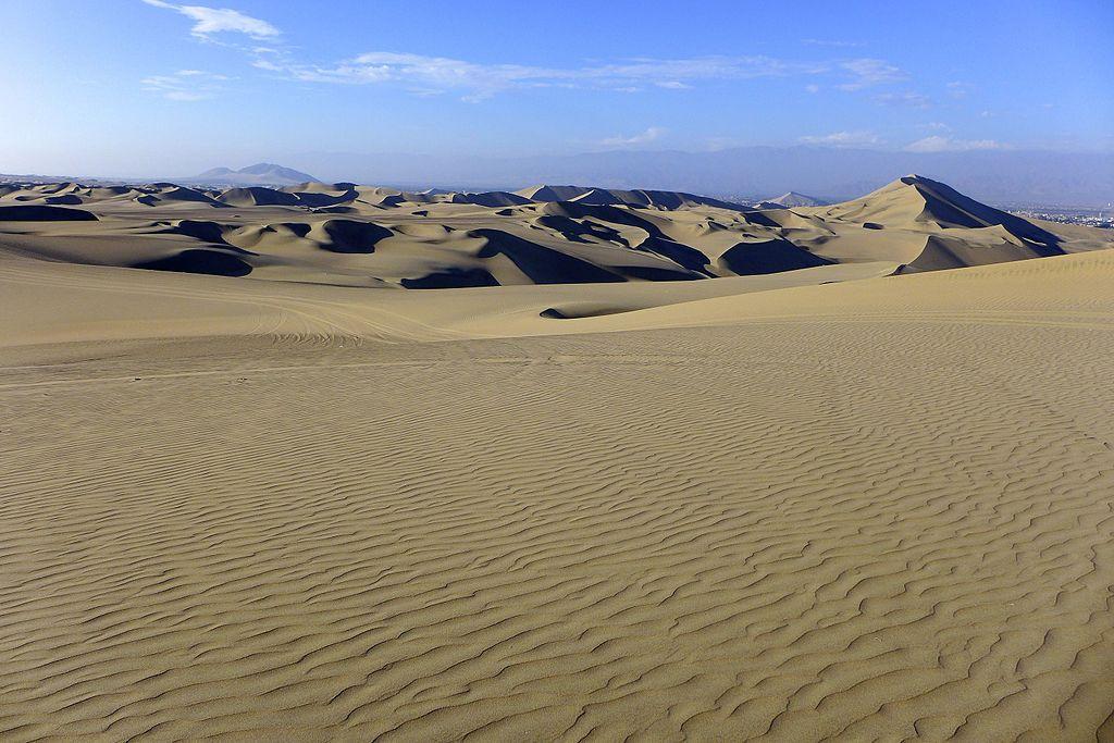 dunas huacachina
